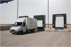 Muelles de carga y descarga